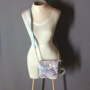 NWT Luv Betsy by Betsy Johnson crossbody handbag